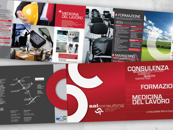studio brochure sal consulting