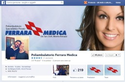 facebook social marketing ferraramedica