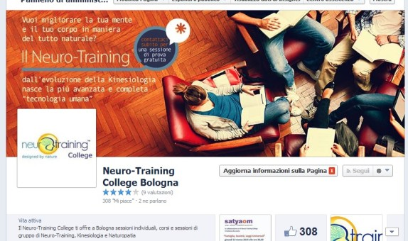 campagne facebook neurotraning