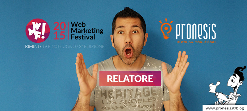 Andrea Saletti relatore neuromarketing al WMF 2015